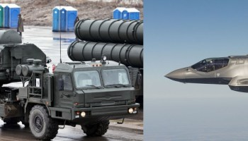 Who would win: American stealth aircraft or Russia's advanced air defense systems?