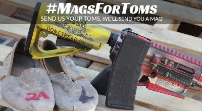 Toms Shoes for Rifle Magazines – A Buy Back Movement