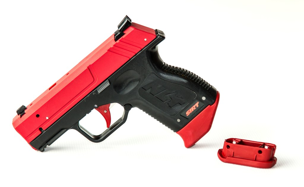 Concealed Carry Training? SIRT Laser Pocket Pistol