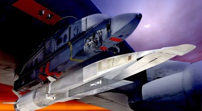 The weapons that could change the future: America's hypersonic missiles could put them back on top