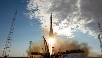 Did Russia just put a new weapon in orbit? Mysterious launch prompts new concerns