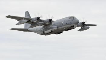 Marines call off search for lost KC-130 crew, declare all 5 dead