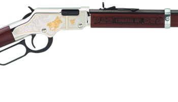 Henry Announces American Rodeo Tribute Edition Rifle at National Finals