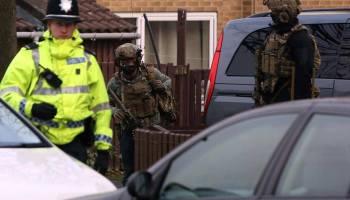 SAS counter-terrorism raid foils ISIS Christmas attack