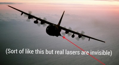 Forget the X-Wing: C-130s to start testing laser weapons by 2021, fighters soon after