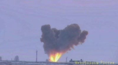 Watch: Russia releases new launch footage of their 'Avangard' hypersonic missile