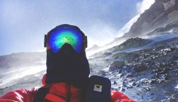 American completes inhuman feat of endurance and solo-treks Antarctica