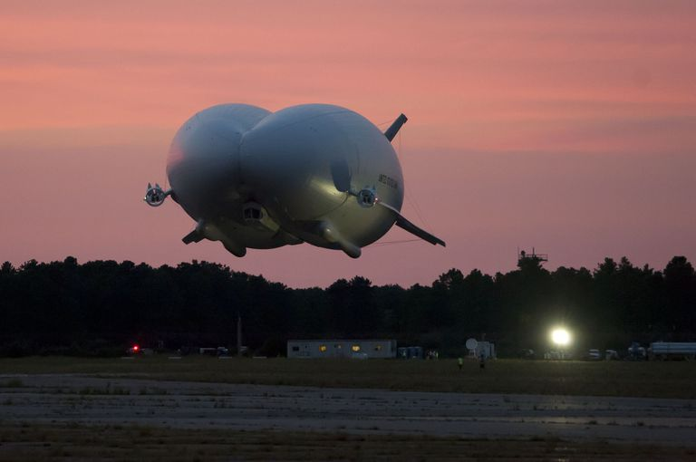 The Pic of the Day: World's largest aircraft gets approval to carry commercial passengers