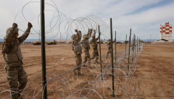 The military's southern border mission has been extended for another 9 months