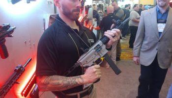 The Franklin Armory Providence: The not semi-auto AR rifle