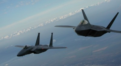 Why would the Air Force want to buy new F-15s in the era of stealth fighters?