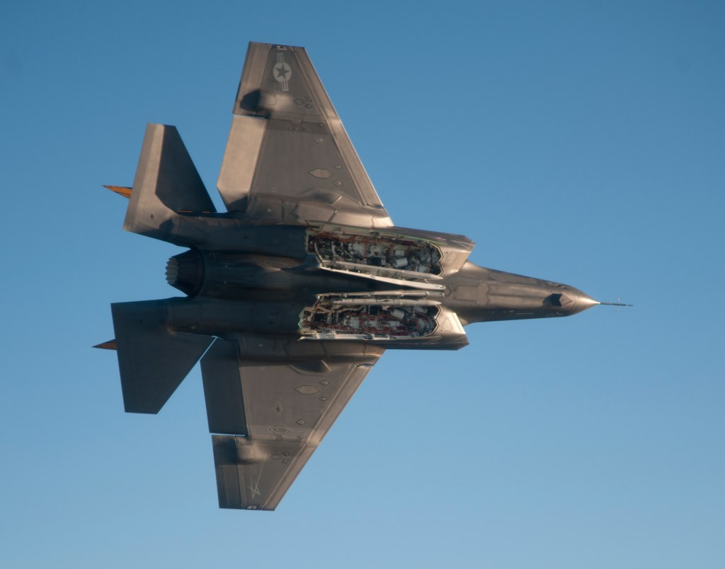 The Pentagon has a plan to use fighter jets to shoot down ICBMs: Here's how it could work