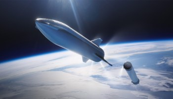 The Pic of the Day: SpaceX's Mars mission vision