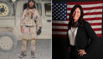 Can transgender service members be warriors? Transgender former SEAL Team 6 operator says yes