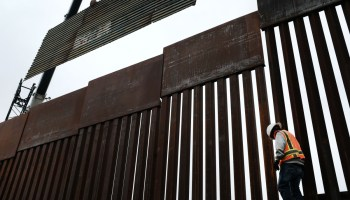 The Pic of the Day: Border wall remains focus of US government shutdown negotiations