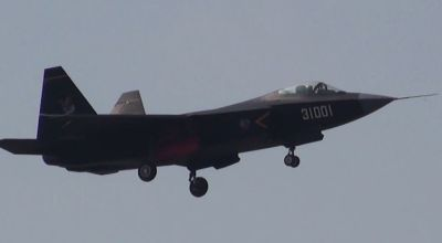 China likes the F-35 so much they're probably going to put copies of it on their carriers
