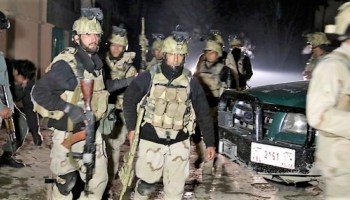 Taliban bomb attack in Kabul kills 4, wounds more than 100