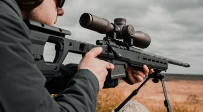 Magpul Pro 700L Fixed Stock Rifle Chassis for the Remington 700
