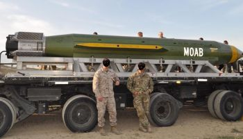 The current JSOC commander is also the guy who dropped the MOAB on ISIS