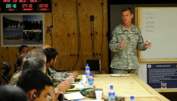 From spec ops to the boardroom: General McChrystal's leadership advice
