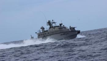 Navy patrol unit breaks world transit record with eye toward a China conflict