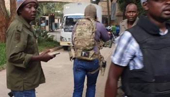 Breaking: 14 killed in deadly terrorist attack in Kenya, SAS responds