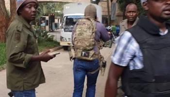 Breaking: 14 killed in deadly terrorist attack in Kenya, SAS responds