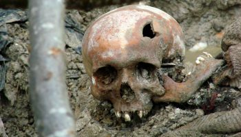 My journey to an exhumed mass grave in postwar Bosnia, 1995