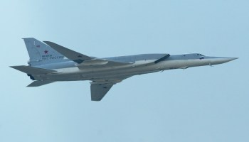BREAKING: Russian Tu-22M3 supersonic bomber crash lands in Arctic, at least 2 dead