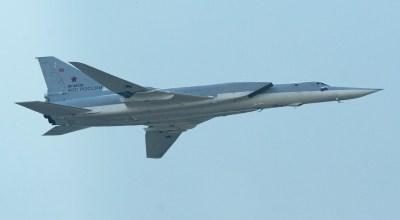 BREAKING: Russian Tu-22M3 supersonic bomber crash lands in Arctic, at least 2 dead