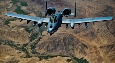 Former Air Force pilot instructor explains why there's just no replacing the A-10 'Warthog'