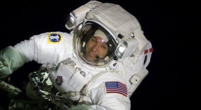 Watch: Fighter pilot turned astronaut compares MREs to astronaut food