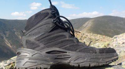 Cross any terrain with Lowa footwear