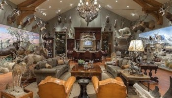 Watch: The 25 best man caves