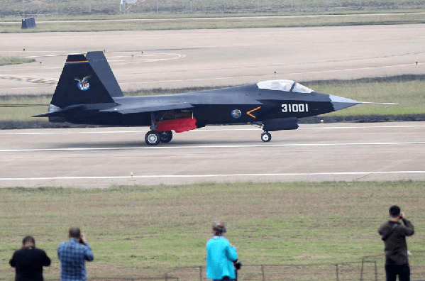 China boasts plan to field '6th-generation' fighter by 2035 despite not really having a 5th-generation fighter