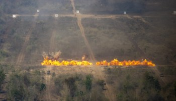 The Pic of the Day: US and Royal Thai troops conduct live fire exercises
