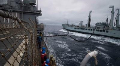 U.S. Navy photo by Mass Communication Specialist 2nd Class Sonja Wickard/Released