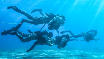 The Pic of the Day: Maritime Raid Force Marines