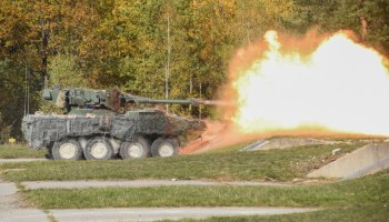 Cyber warfare: Did Russia hack the Army's Stryker Dragoon?photo by Markus Rauchenberger