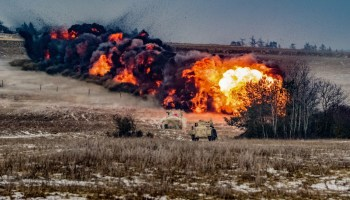 The Pic of the Day: US Army soldiers detonate mine-clearing charges in Germany