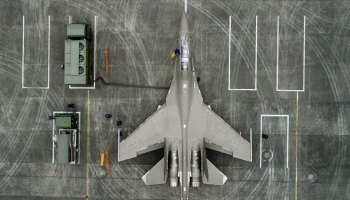 China says a new paint job just turned its J-16 into a 'near-stealth' fighter