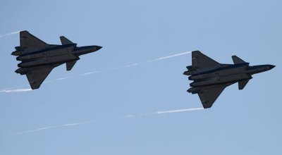 China boasts plan to field '6th-generation' fighter jet by 2035 despite not really having a real 5th-generation fighter