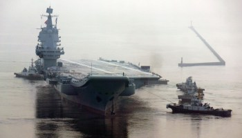 China to sell its first and only aircraft carrier to Pakistan