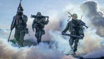 Never again: How the military prepares for a Benghazi terrorist scenario in Africa