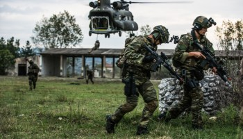 US special operators to integrate with Greek SOF units?