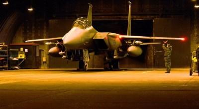 Why the F-15X could be the F-35's best friend in a near-peer air war