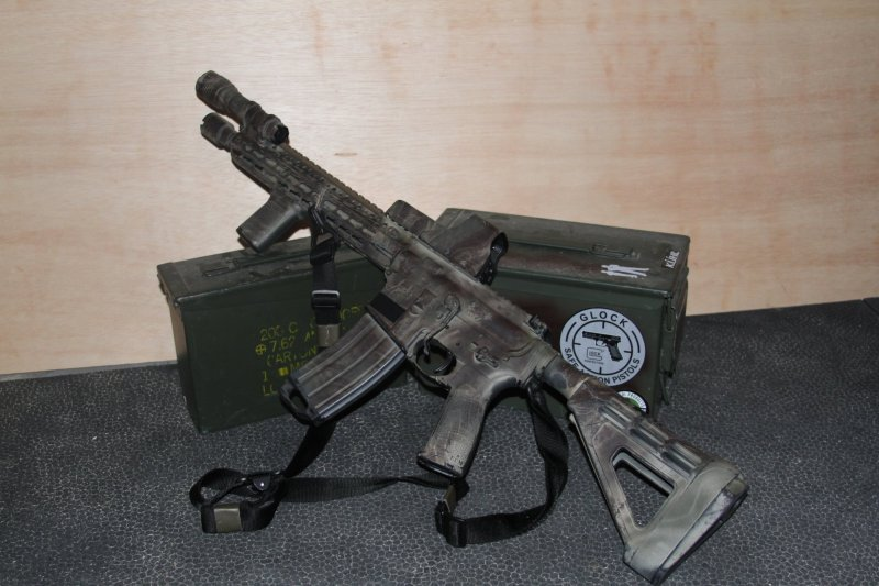 My Primary Home Defense Weapon Sofrep