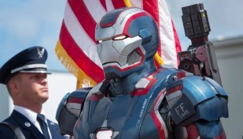 How long will it be before we see Navy SEALs in Iron Man suits?