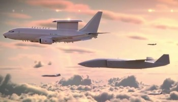 Boeing unveils 'Loyal Wingman' drone and it may be the future of air combat