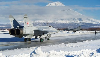 Claiming the Arctic: Russia to begin sending intercept fighters on North Pole patrols